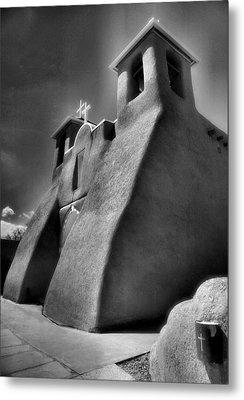 San Francisco De Asis Church II Metal Print by Steven Ainsworth