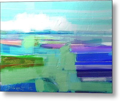 Seascape 1019 Metal Print by Oridigart