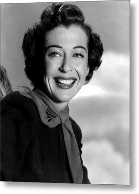 Seven Men From Now, Gail Russell, 1956 Metal Print by Everett