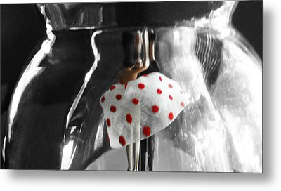 Shall We Dance? Metal Print by Howard Barry