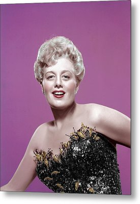 Shelley Winters, 1950s Metal Print by Everett