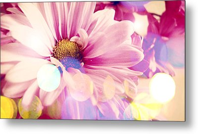 Simple Charm Metal Print by Lynsie Petig