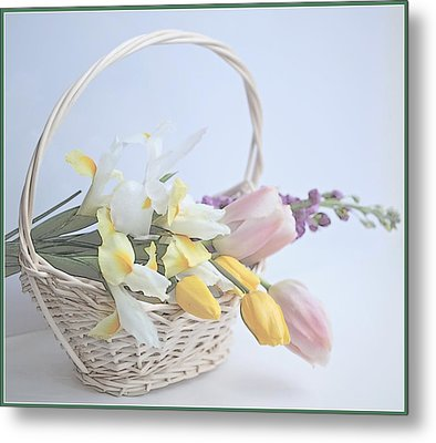 Softness Metal Print by This Wonderful Life