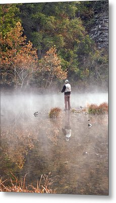 Solitude Metal Print by Cindy Rubin