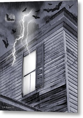 Something Wicked Metal Print by Brian Wallace