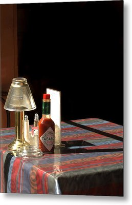 Spice Of Life Metal Print by Greg and Chrystal Mimbs