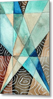 Spotlight Metal Print by Kimberly Garvey