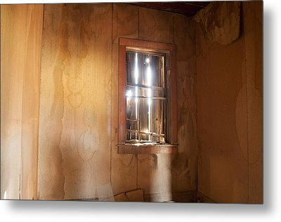 Stains Of Time Metal Print by Fran Riley