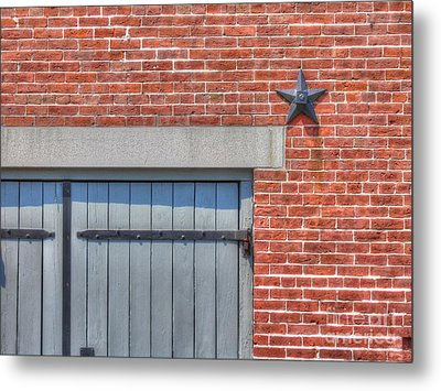Stars And Stripes? Metal Print by Michael Garyet