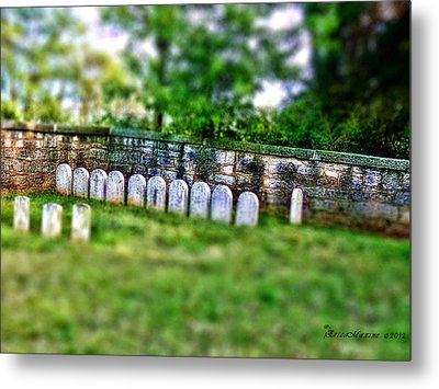 Stones River Battlefield Metal Print by EricaMaxine  Price