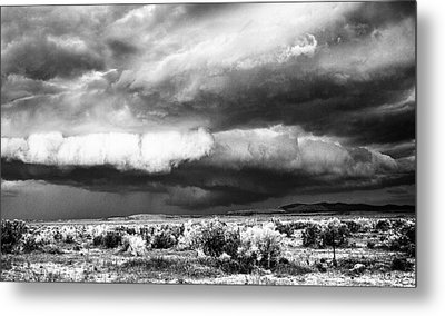 Storm Clouds Metal Print by Greg Jones