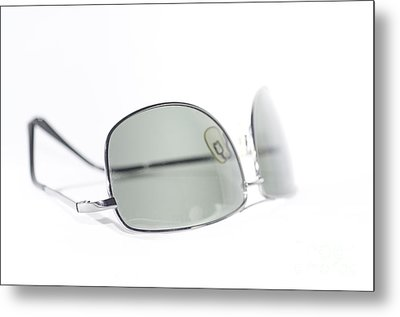 Sunglasses Metal Print by Mats Silvan