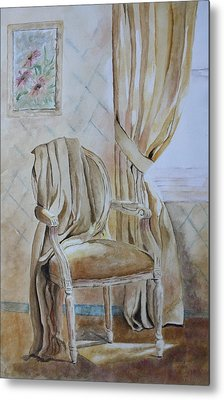 Sunlit Afternoon  Metal Print by Patsy Sharpe