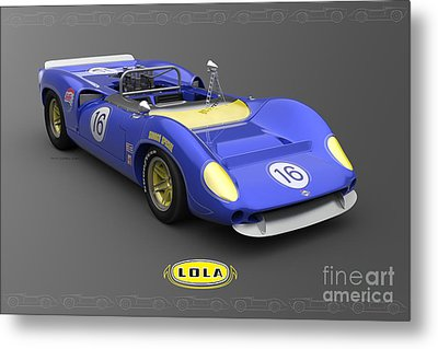 Sunoco Special Metal Print by Pete Chadwell