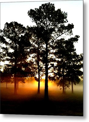 Sunrise3 Metal Print by Amber Stubbs