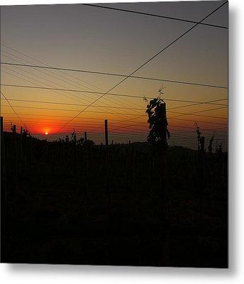 Sunset 3 Metal Print by Jl Zufiria