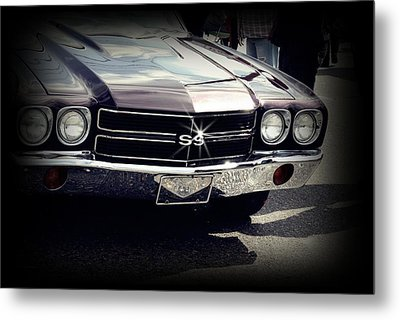 Super Sport Metal Print by Desiree Lyon