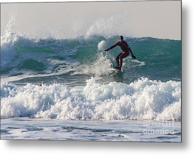 Surfers Paridise Metal Print by Brian Roscorla