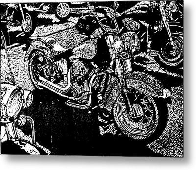 Sweet Ride Metal Print by John Tate