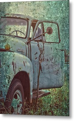 Tailgate Date  Metal Print by Jerry Cordeiro
