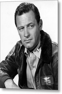 The Bridges At Toko-ri, William Holden Metal Print by Everett