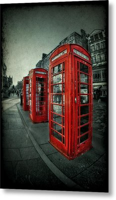 The Call Of Yesteryear Metal Print by Evelina Kremsdorf