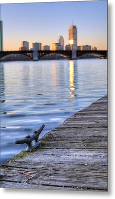 The Charles  Metal Print by JC Findley