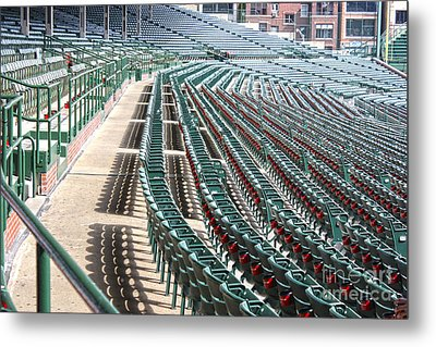 The Cupholders Are In Bloom Metal Print by David Bearden
