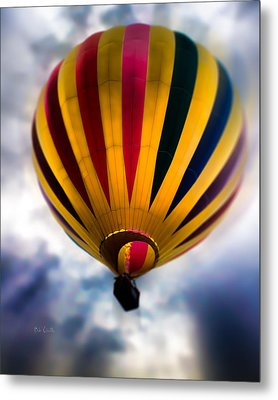 The Floating Dream Metal Print by Bob Orsillo