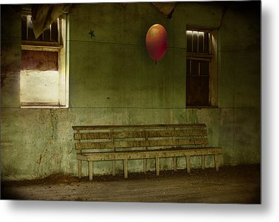 The Forgotten Party  Metal Print by JC Photography and Art