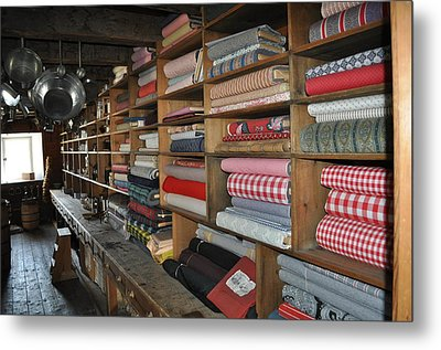 The General Store Metal Print by Daryl Macintyre