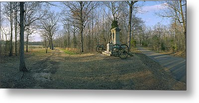 The Hornets Nest - Shiloh Metal Print by Jan W Faul