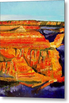 The Magnificent Grand Canyon 2 Metal Print by FS Boric