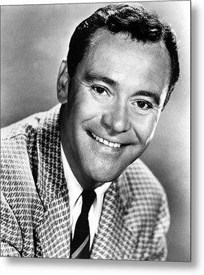 The Out-of-towners, Jack Lemmon, 1970 Metal Print by Everett