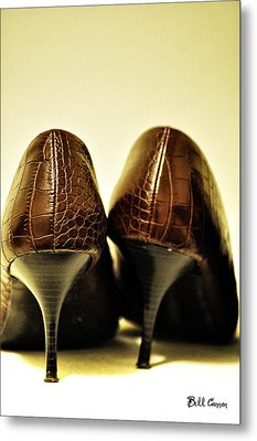 The Pair Metal Print by Bill Cannon
