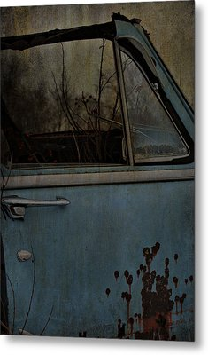 The Passenger  Metal Print by Jerry Cordeiro