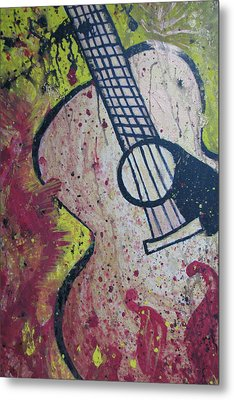 The Psalmist  Metal Print by Christie Lee