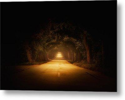 The Road To.... Metal Print by Marek Czaja