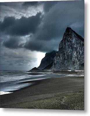 The Rock ... Metal Print by Juergen Weiss