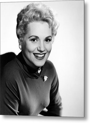 The Solid Gold Cadillac,judy Holliday Metal Print by Everett