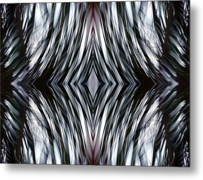 The Waves Metal Print by Danny Lally