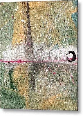 Time And Space 3 Metal Print by Mark M  Mellon