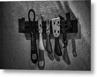 Tools Of The Trade Metal Print by Brenda Bryant