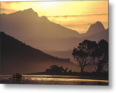 Tranquility Metal Print by Alistair Lyne