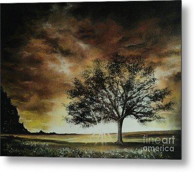 Tree Of Life Metal Print by Carla Carson
