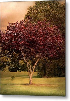 Tree Of Love Metal Print by Jai Johnson