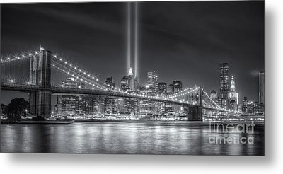 Tribute In Light Vi Metal Print by Clarence Holmes