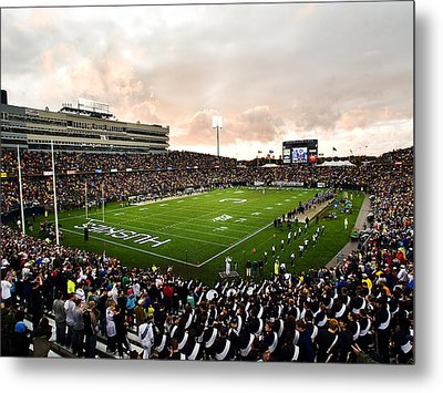 Uconn Rentschler Field Metal Print by University of Connecticut
