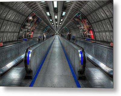 Underground Life 01 Metal Print by Svetlana Sewell