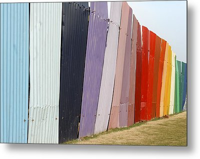 United Colors Of India Metal Print by Kantilal Patel